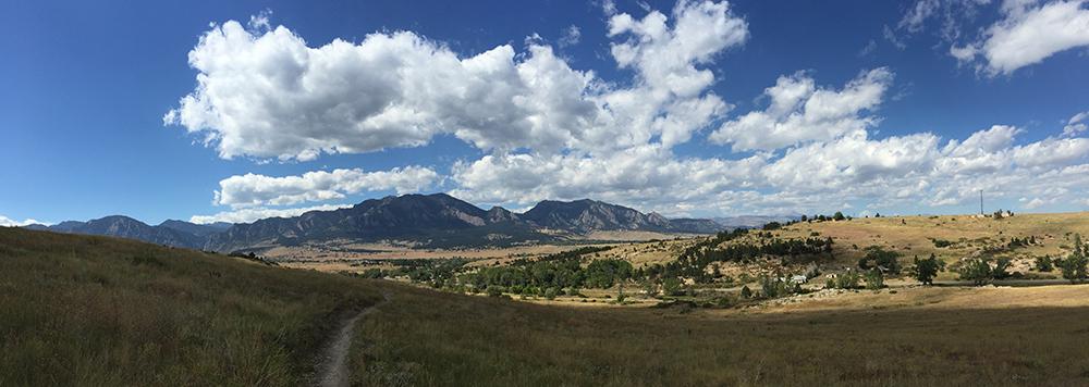 Boulder Landscape